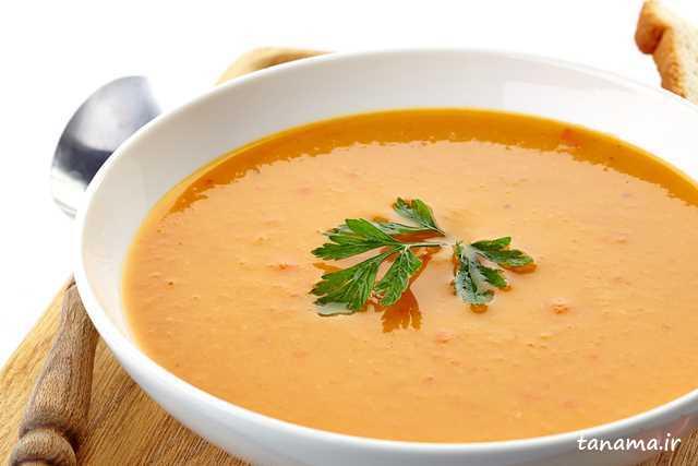 سوپ پاییزی