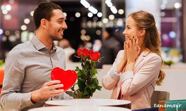 استایل جشن ولنتاین