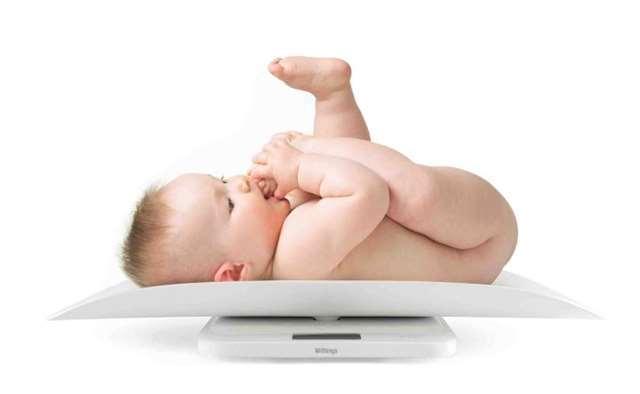 وزن گیری نوزاد
