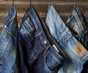 شستشوی لباس جین