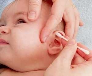 گوش نوزاد