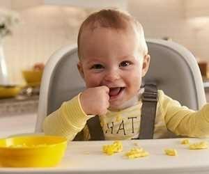 نوزاد هفده ماهه