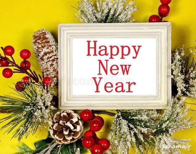 متن تبریک سال نو میلادی