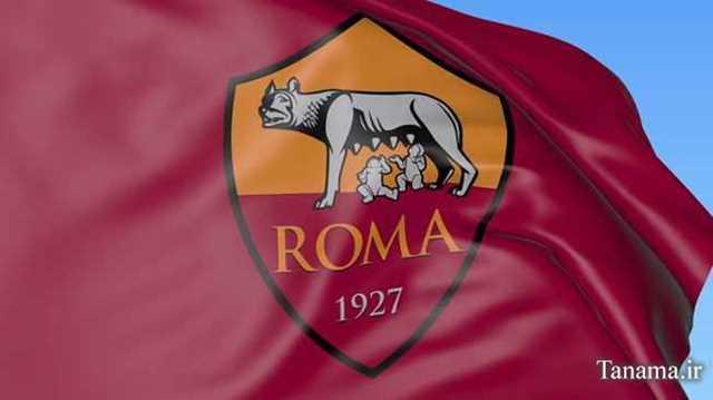 لوگوی باشگاه رم