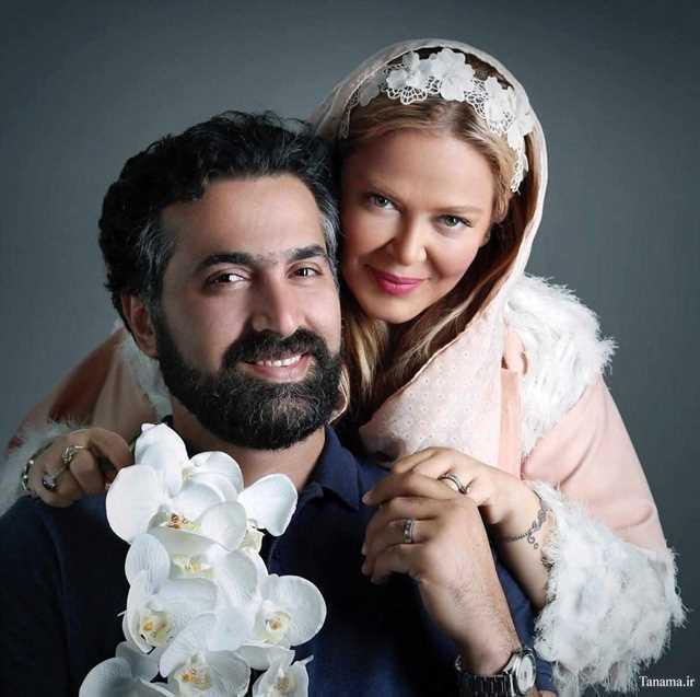 تصاویر ازدواج بهاره رهنما