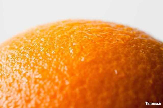 پوست پرتقالی