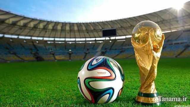 محبوبترین تیم های جام جهانی در توئیتر