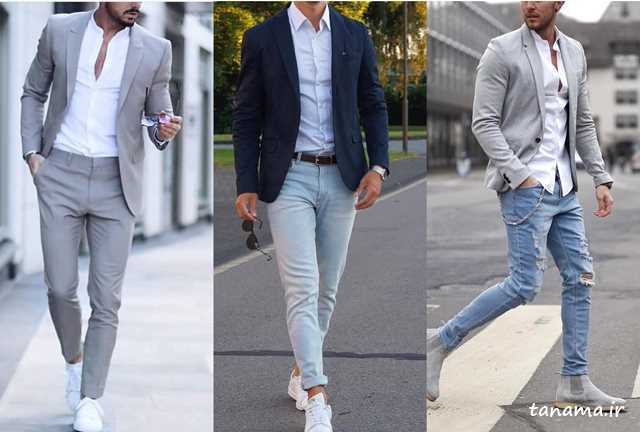 ست کردن لباس مردانه در محل کار