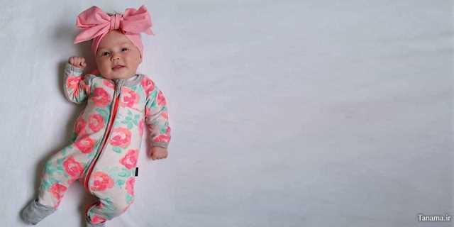 خرید لباس نوزاد