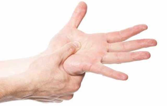 درد دست چپ