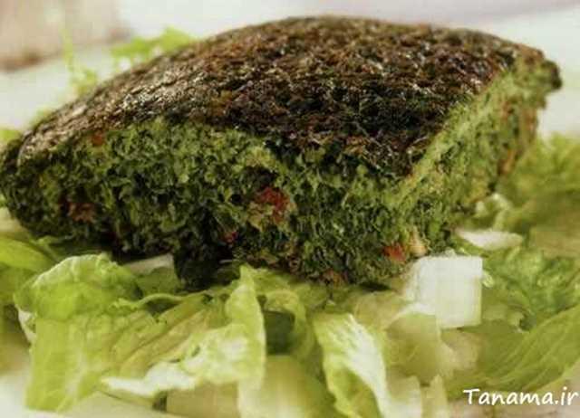 کوکوی سبزی