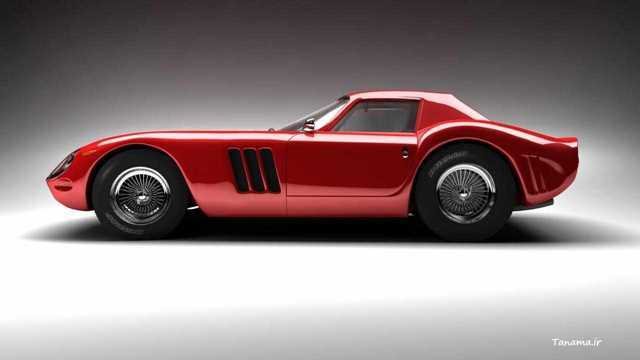 فراری GTO 250