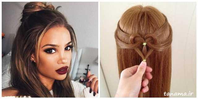 مدل موی بهاری